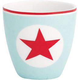 Latte cup star (12 euros)