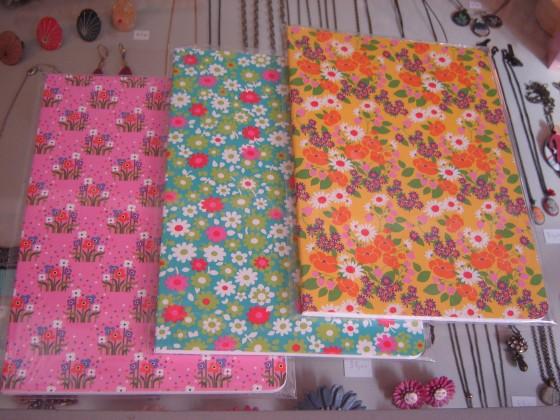 Petits cahiers Fifi Mandirac lignés (6 euros)