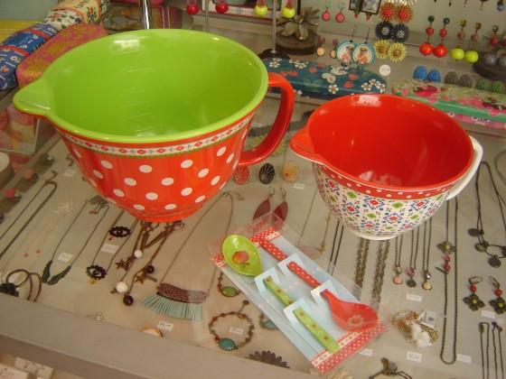Le retour des mixing bowls (12 et 22,80 euros)