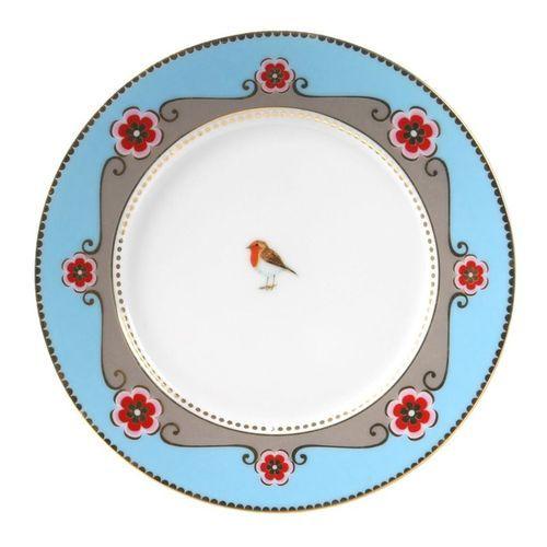 i1512-assiette-dessert-pipstudio-bleue-medaillon