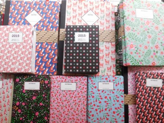 Carnets et cahiers la Marelle à partir de 2,90 euros