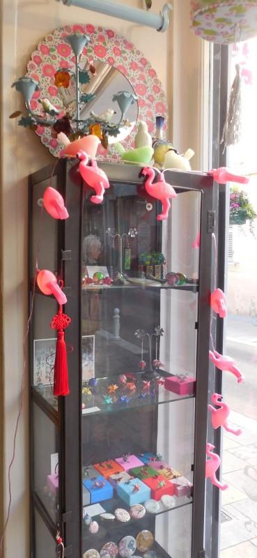Guirlande électrifiée Flamingos Rex (24,50)