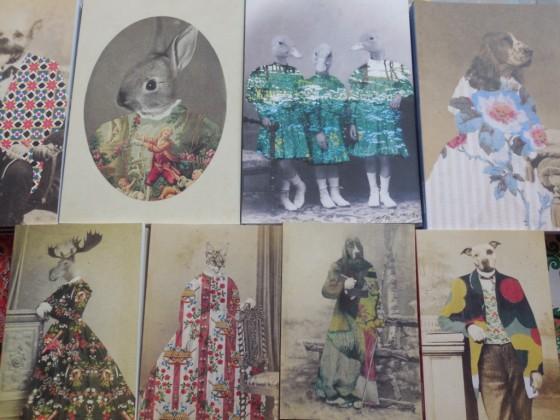 Cahiers et carnets Philippe Debongnie (8 et 4,90 euros)