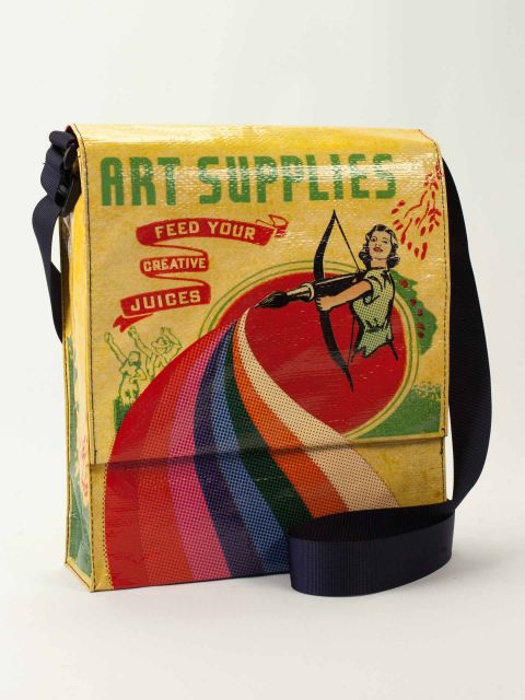 Messenger bag Art Supplies (26,50 euros)
