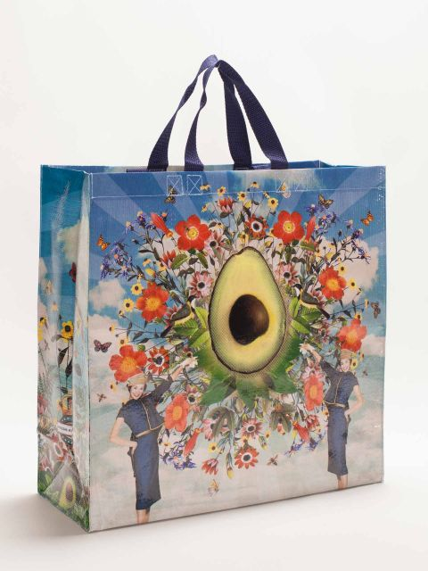 Shopper Avocado (16,50 euros)