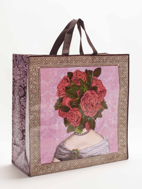 Shopper Flower Head (16,50 euros)