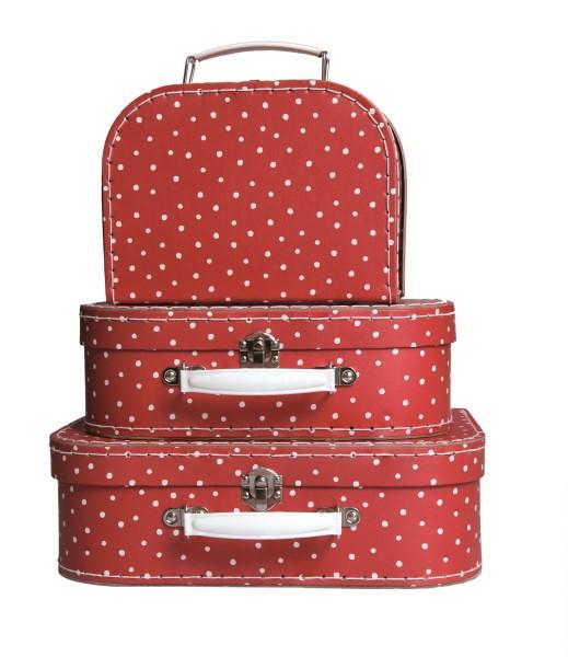 valises rouge
