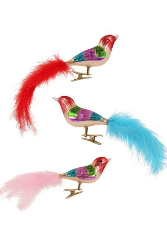 3 oiseaux de paradis (16,50 euros)