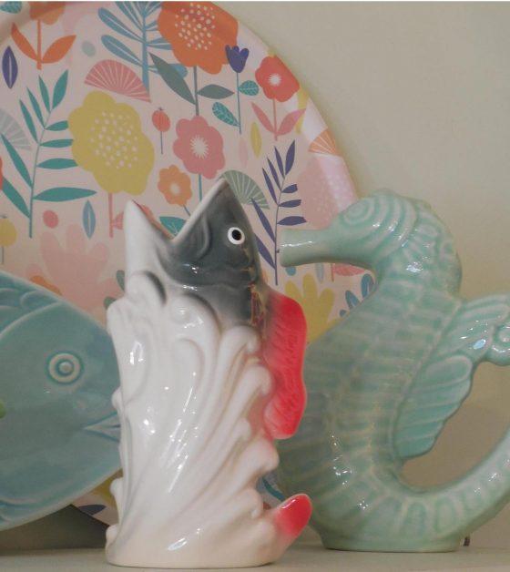 Vase Fish (25 euros)
